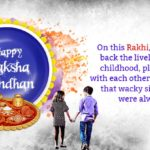 Happy Raksha Bandhan Wishes Quotes Sister Twitter