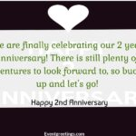 2nd Anniversary Quotes For Boyfriend Tumblr