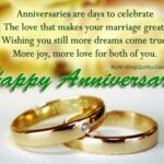 30th Wedding Anniversary Wishes For Friends Pinterest