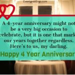 4th Wedding Anniversary Quotes For Husband Tumblr
