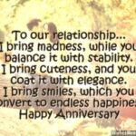 5th Anniversary Quotes For Wife Pinterest
