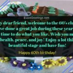 60th Birthday Wishes For Female Friend Tumblr