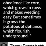 Terry Pratchett Small Gods Quotes Pinterest
