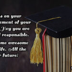 A Message To Congratulate A Graduate Tumblr