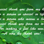 A Special Thank You Quote Twitter