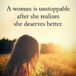 A Woman Is Unstoppable Quotes Facebook