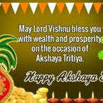 Akshaya Tritiya Wishes In English