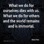 Albert Pine Quotes Tumblr