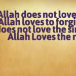 Allah Love Quotes Facebook