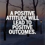 Always Think Positive Quotes Pinterest