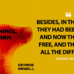 Animal Farm Chapter 9 Quotes