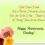 Anniversary Greetings For Him Pinterest