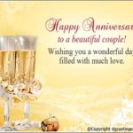 Anniversary Wishes For A Special Couple