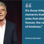 Anthony Bourdain Food Quotes Tumblr