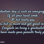 Appreciation Quotes For Graduation