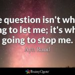 Ayn Rand Quotes On Life Tumblr
