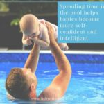 Baby Swimming Quotes