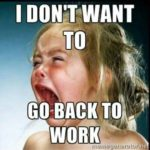 Back To Work Monday Quotes Tumblr