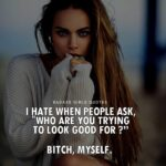 Badass Girl Quotes For Instagram Tumblr