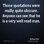 Barbara Pym Quotes Facebook