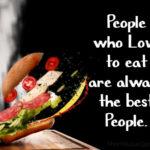 Eating Food Status Pinterest