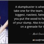 Baseball Slump Quotes
