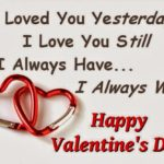 Be My Valentine Quotes For Him Facebook