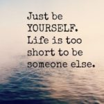 Be Yourself Quotes Short