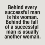 Behind The Success Of Every Man Quote Pinterest