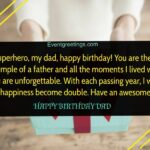 Best Birthday Wishes For Dad Twitter