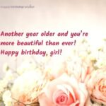 Best Birthday Wishes For Girl