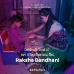 Best Caption For Raksha Bandhan Twitter