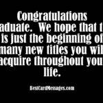 Best Graduation Card Messages Tumblr