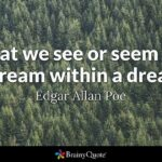 Best Poe Quotes Tumblr