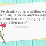 Best Wedding Anniversary Message Twitter