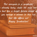 Best Wishes For Graduation Pinterest