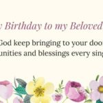Birthday Blessings For Sister Tumblr
