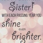 Birthday Images For Sister Pinterest