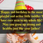 Birthday Message For Baby Boy Pinterest