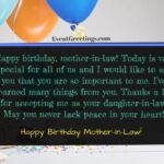 Birthday Message For Mother In Law Facebook