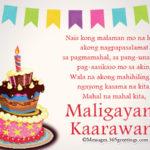 Birthday Message Tagalog Para Sa Kaibigan Funny