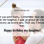 Birthday Wishes For Daughter From Father Tumblr