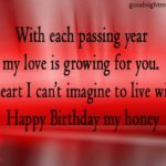 Birthday Wishes For Fiance Sayings Facebook