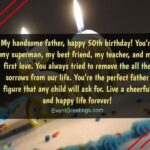 Birthday Wishes For Husband And Father