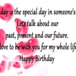Birthday Wishes For Life Partner