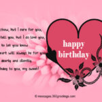 Birthday Wishes For My Lovely Girlfriend Facebook