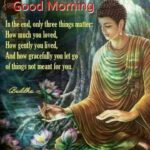 Buddha Good Morning Quotes Tumblr