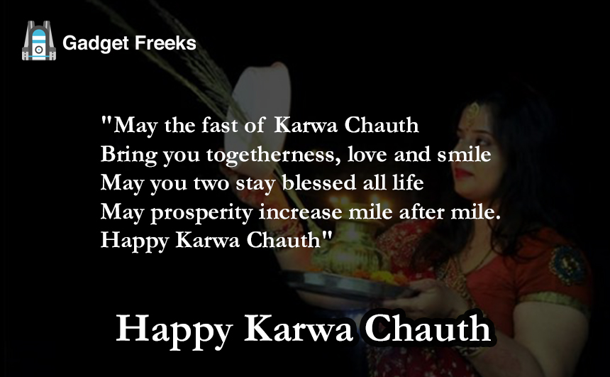 Caption For Karwa Chauth Twitter – Short Quotes