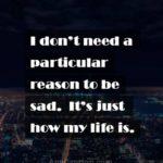 Caption For Sadness Facebook