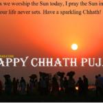 Chhath Puja Status In English Twitter